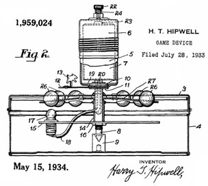 1959024 Game Device patent pg 1