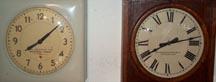 2 Clocks compared