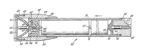Mag Instruments Maglite 2-Cell AA patent drawing