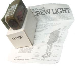 ACR FM-11(M) Crew Light