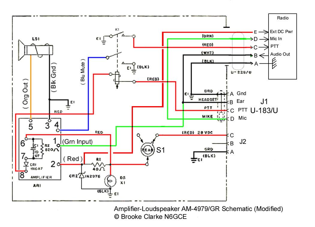 Am Cd on 8 Ohm Speaker Wiring Diagram