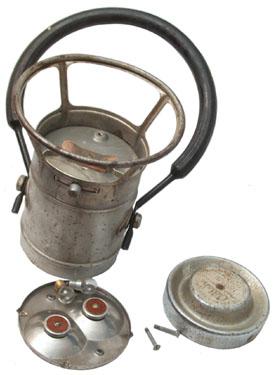 Adams & Westlake (Adlake) No. 31 Railroad Electric Lantern