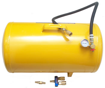 Harbor Freight Air Tank