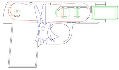Auto-Magic Pistol (Filmstrip Projector)
