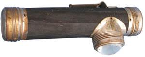 Bond Flashlight patent 1599499