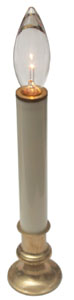 Candle Lamp 2 ea C cell
