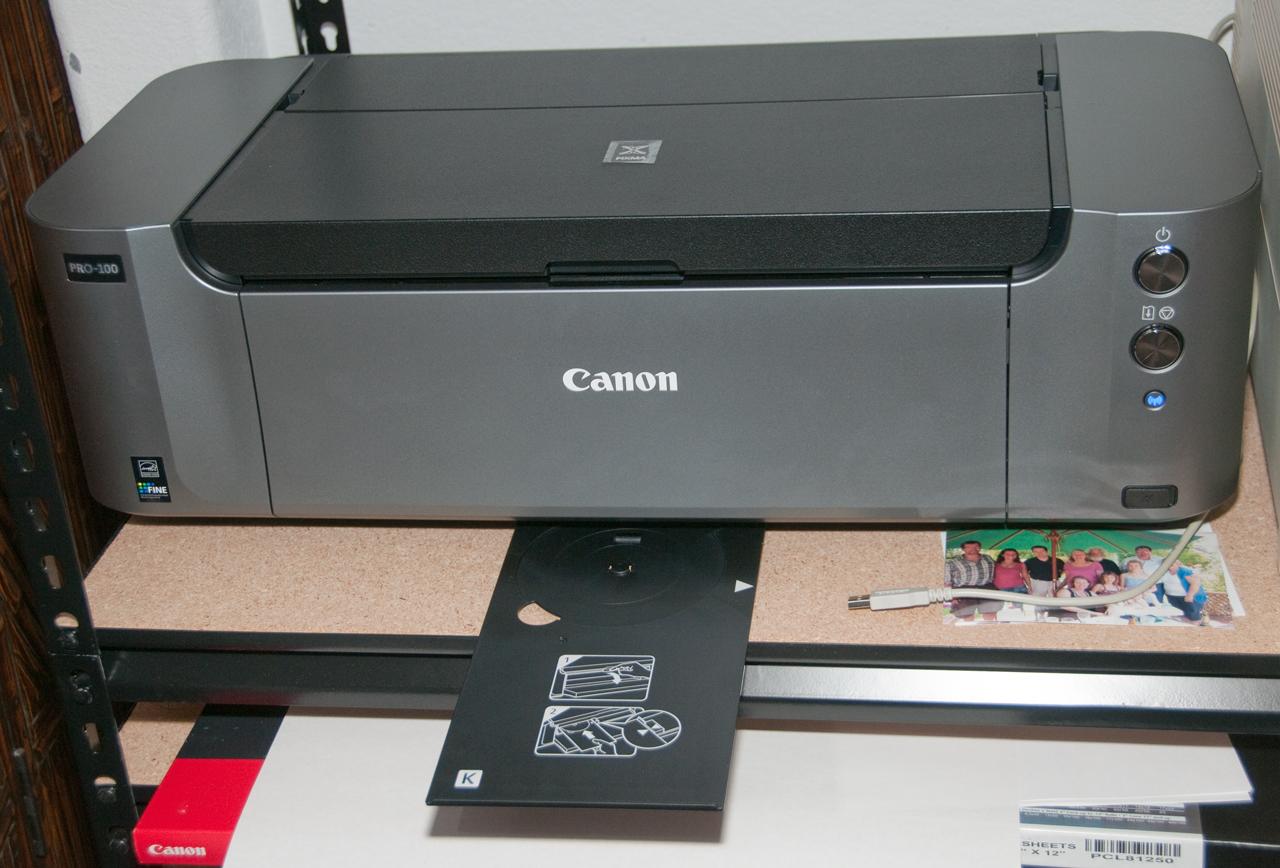 Canon Pro 100 Printer