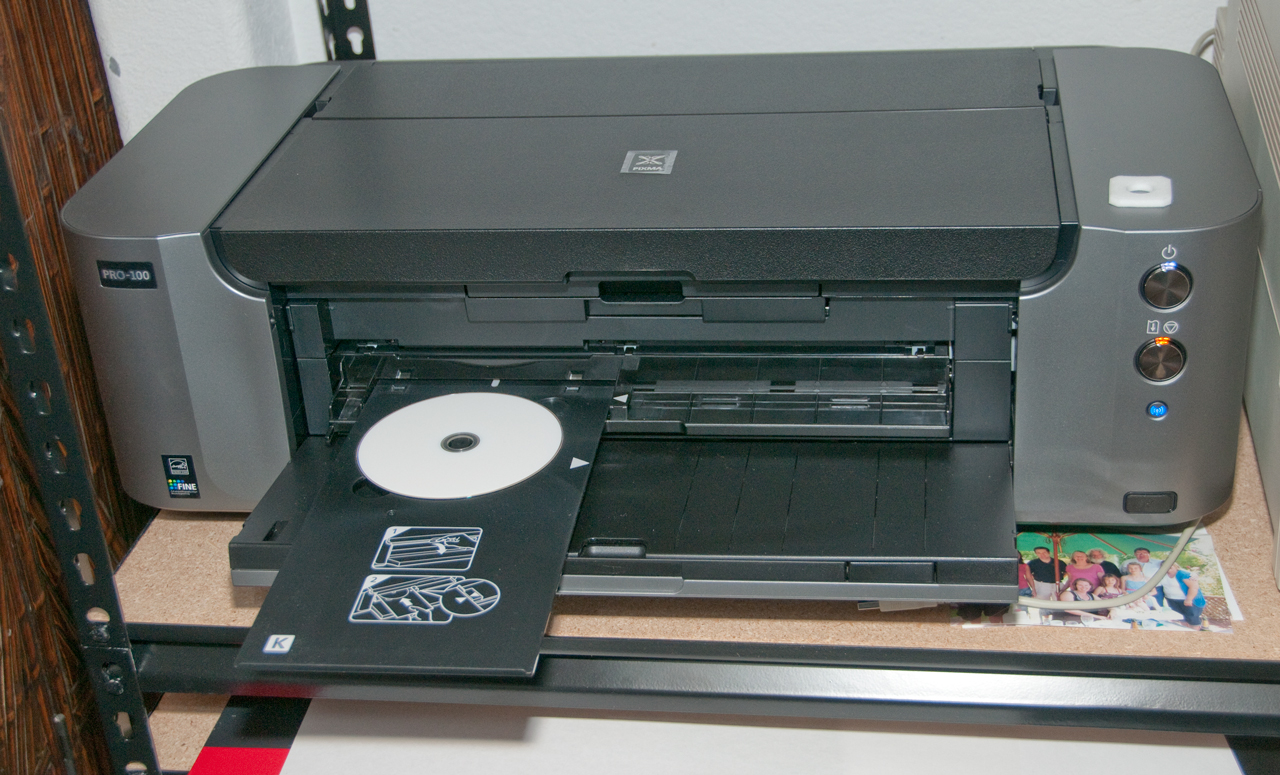 How to set up The NEW CANON Pixma PRO-100! Setup and Basic ...