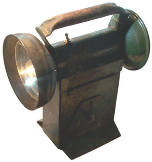 Bell System Dual Head Lantern
