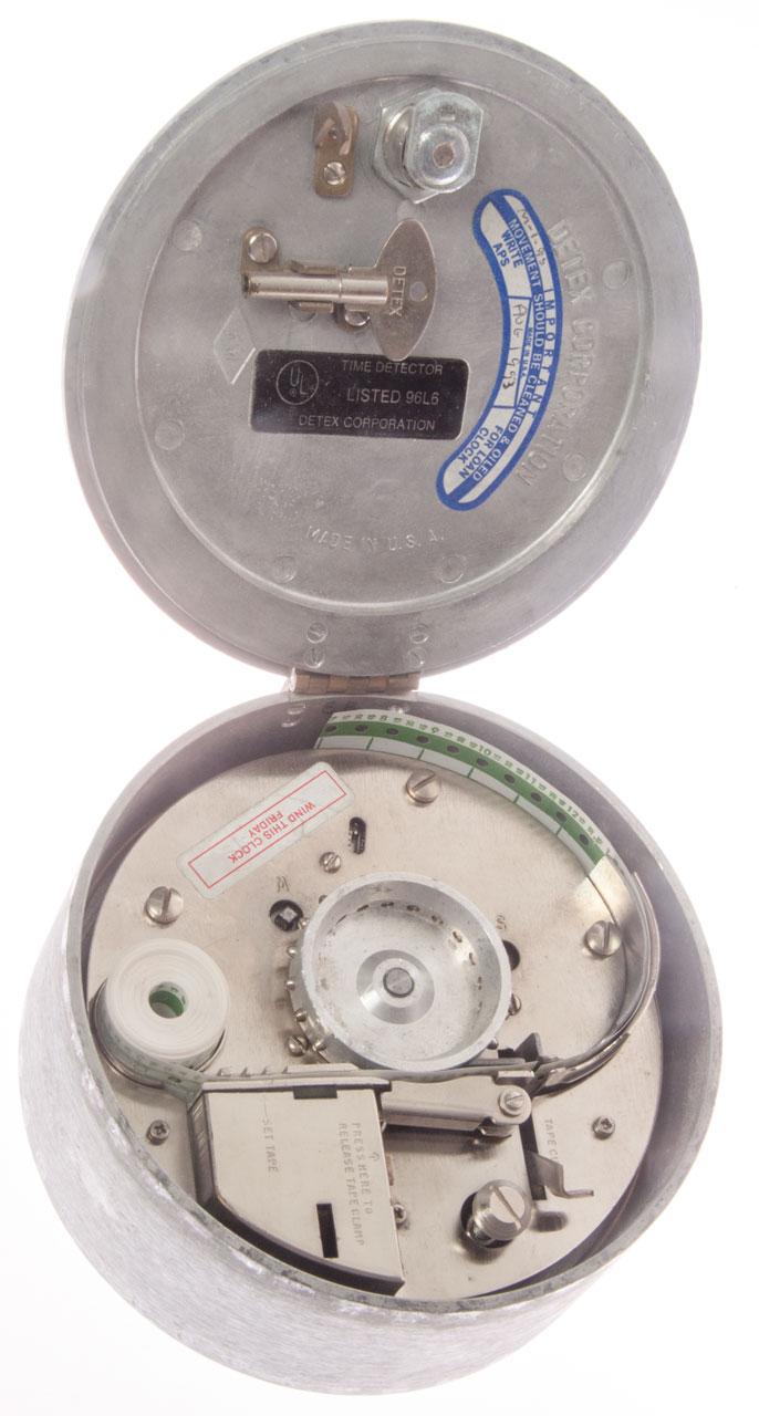 Watchman S Clock
