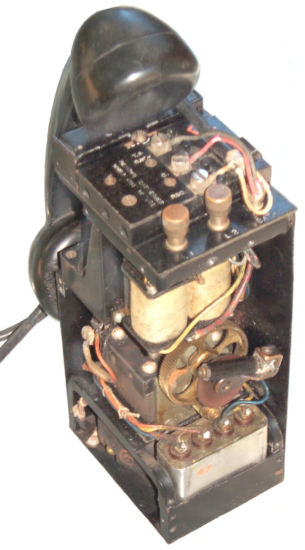 Wiring Diagram Old Telephone Wiring Diagram Vintage Telephone Wiring
