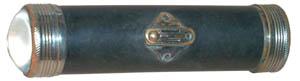 Eveready Portable Electric Light (Flashlight) patent 1157395