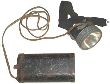 Empire No. 802-2 USN head light