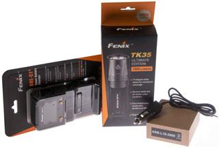 Fenix TK35UE LED Flashlight 1800 Lumens
