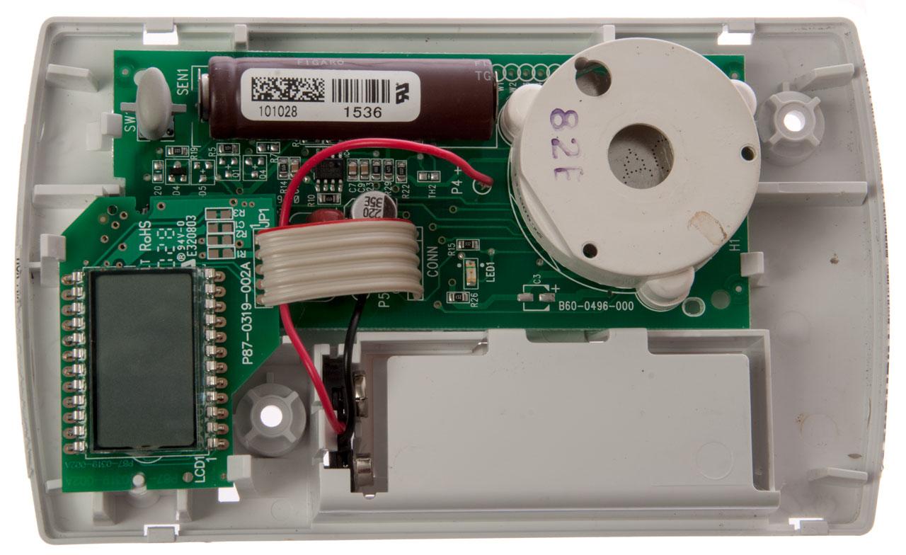 first alert carbon monoxide alarm manual co614