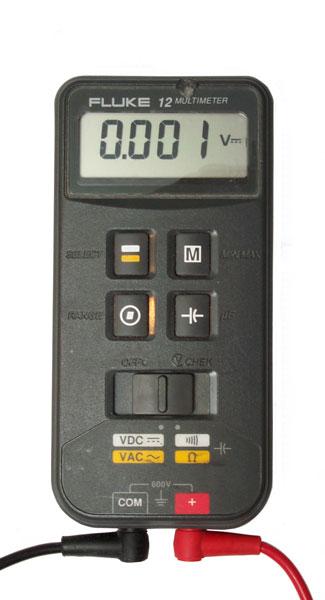 digital multimeters dmm rh prc68 com Fluke 115 Manual PDF Fluke 77 BN Owner's Manual
