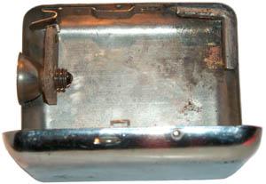 Franko patent 1186852 Pocket Flashlight