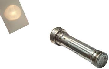 Hipco Dual Lens Flashlight
