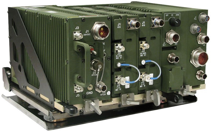 Communication satellite jamming work - satellite communications jamming system