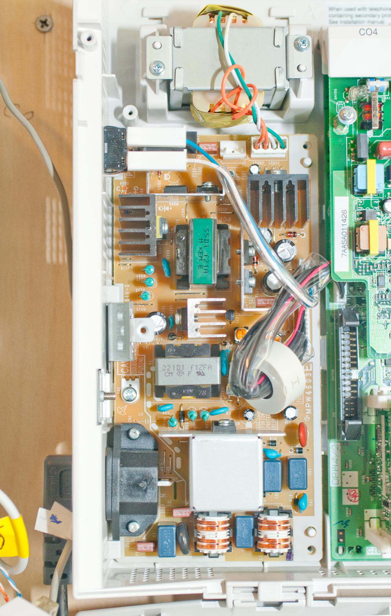 Panasonic Kx Ta824 Telephone System Telephoneringer Telephonerelatedcircuit Electricalequipment