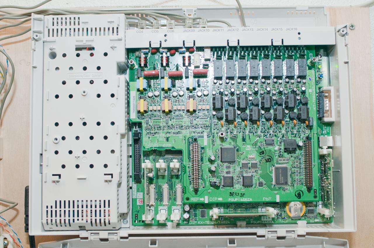 Panasonic KX-TA824 Telephone System