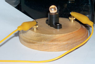 Test Stand for E10 Base Lamps