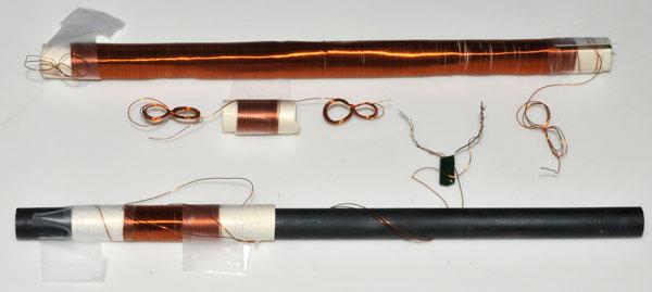 how to make loopstick antenna