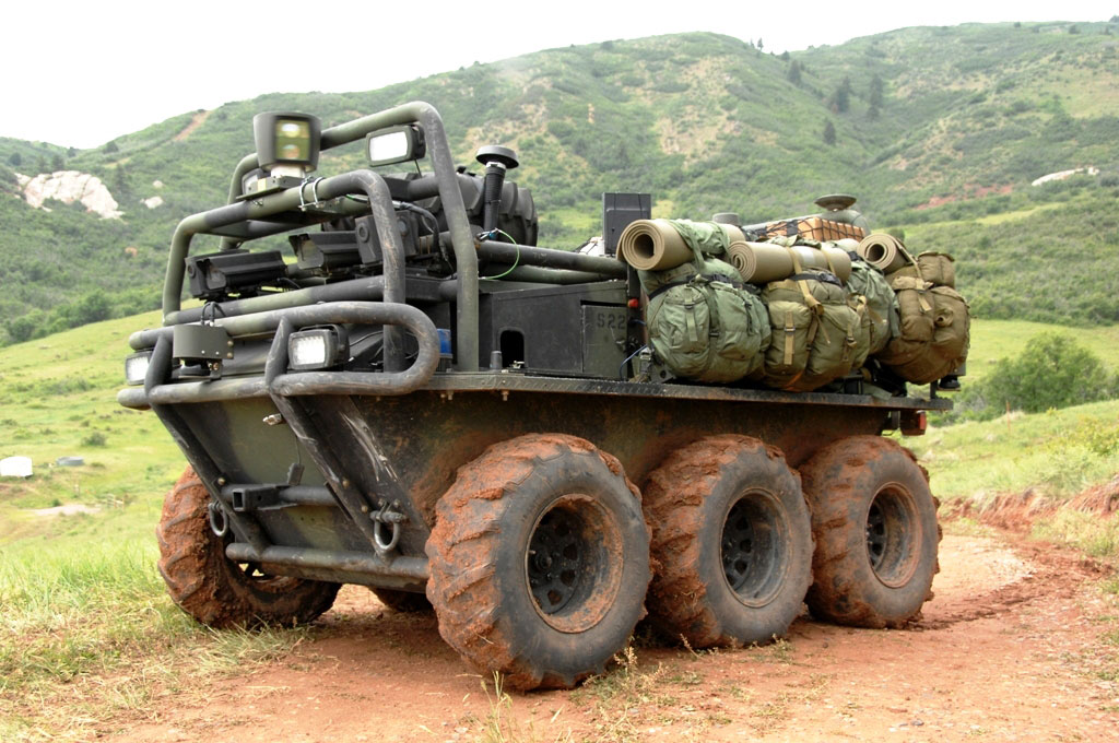 Military Vehicles Paintball Howitzer