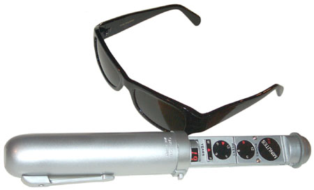 Nuralizer and eye protection