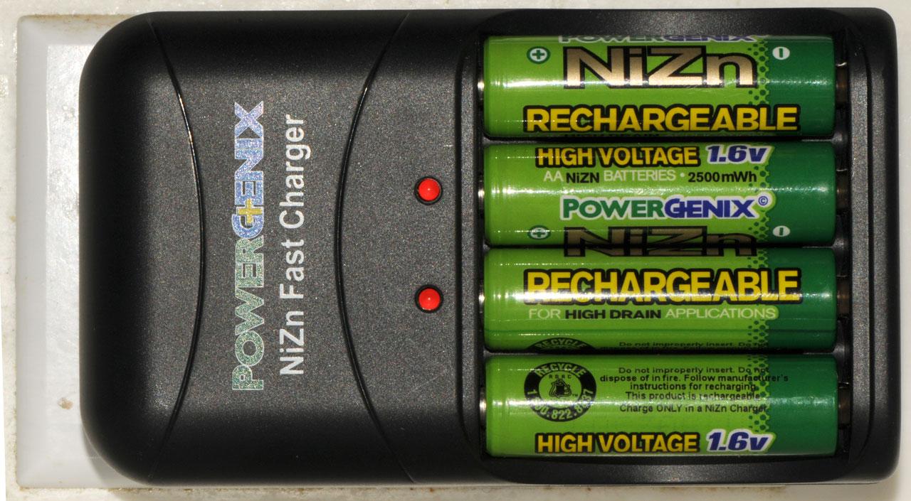 Nickel Zinc Nizn Battery