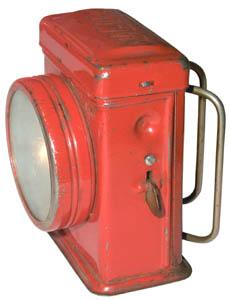 Niagara two Horizontal D cell Lantern on