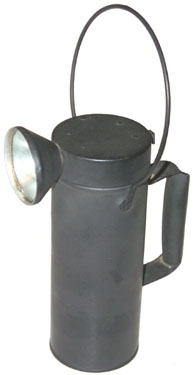 Edwards Wheeling Stamping Co No. 6 Lantern patent 1152082