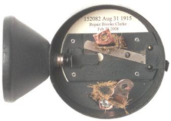 No. 6 Lantern Switch Repair & label