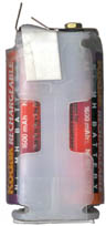 2 AA Battery Adapter