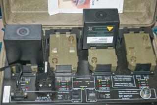 Pp 8498 U Soldier Portable Charger Spc Multi Port