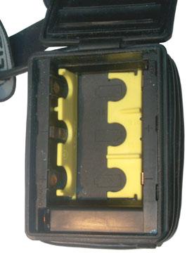 Petzl Battery Adapter