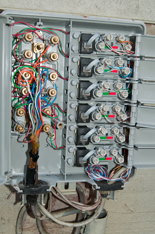 typical home telephone wiring diagram    telephone    power  amp  catv poles     telephone    power  amp  catv poles