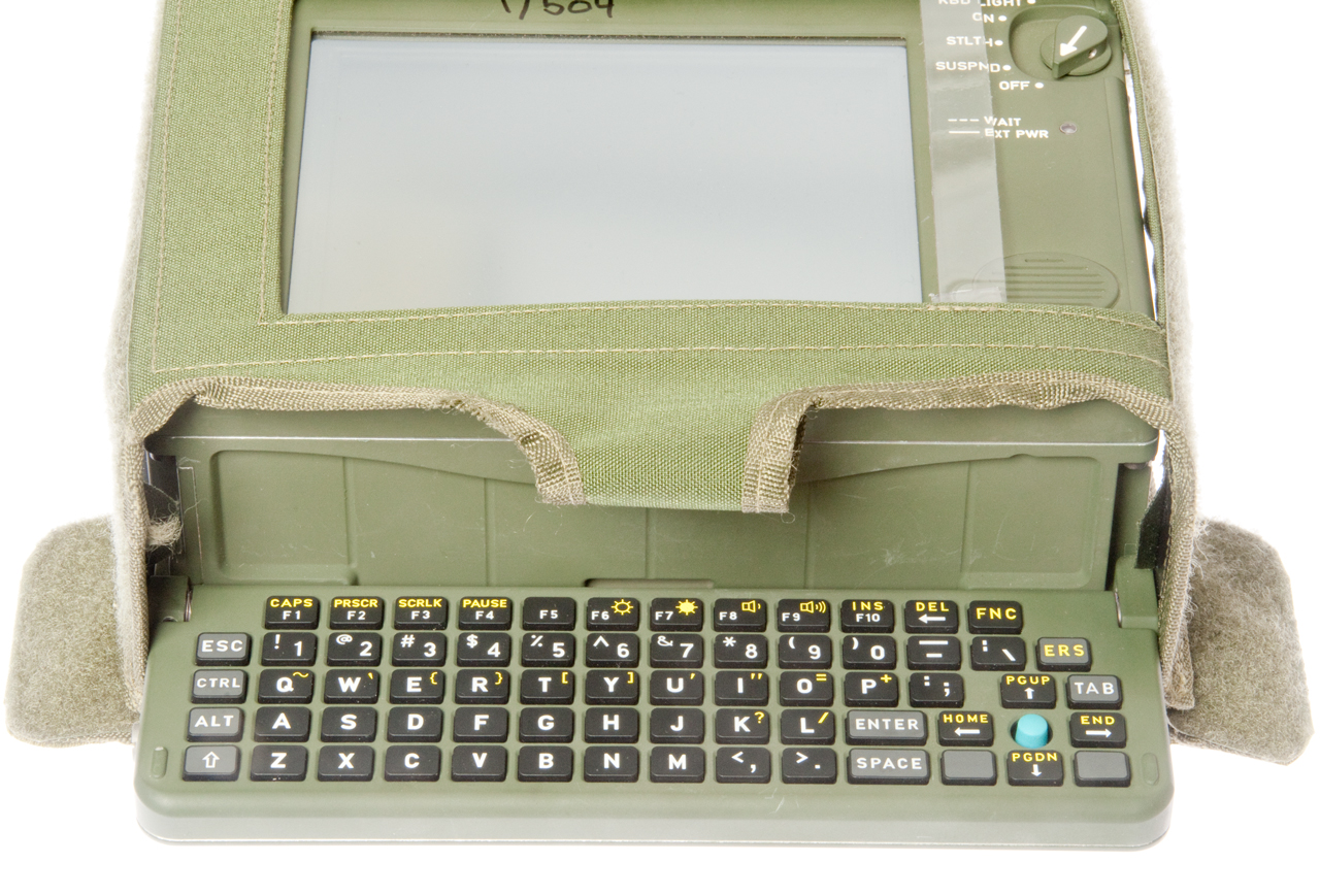 Rugged Handheld Computer (RCH) 31 Tactical Terminal