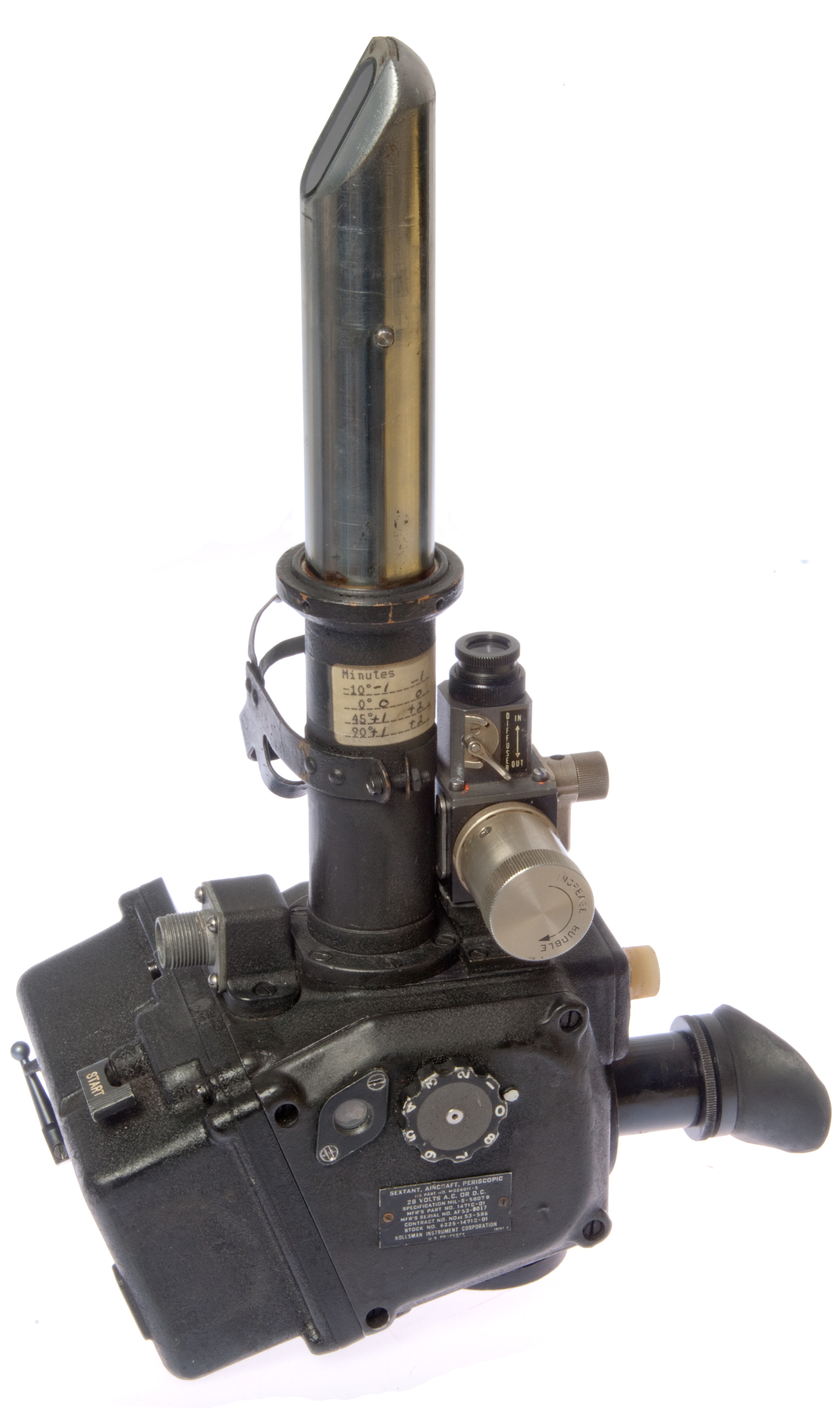 kollsman sextant ma-1