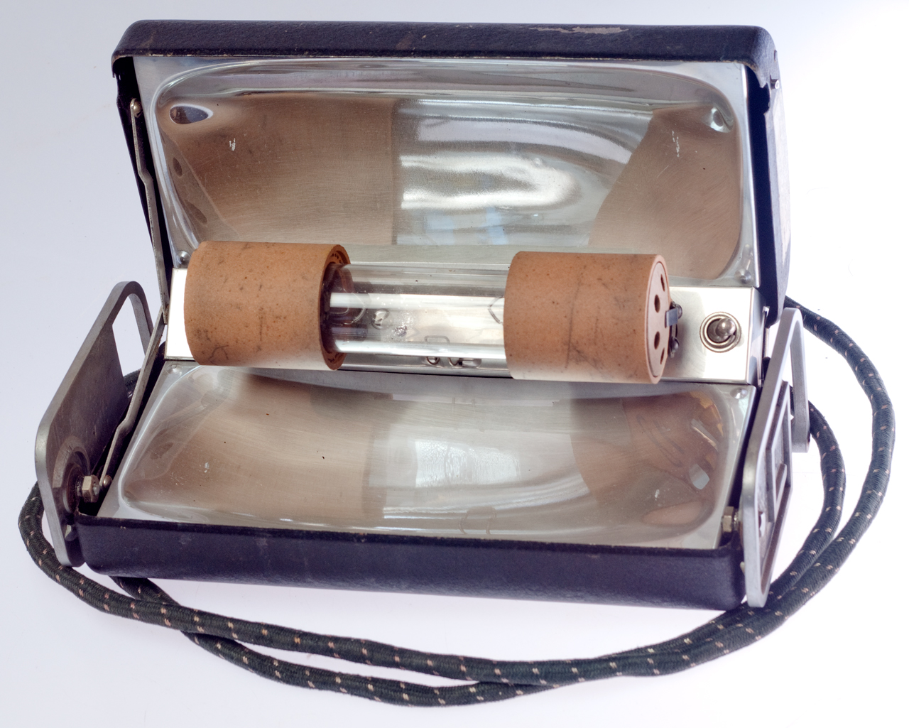 Sperti Model P106 Combination Ultra Violet and Infra-Red Sun Lamp