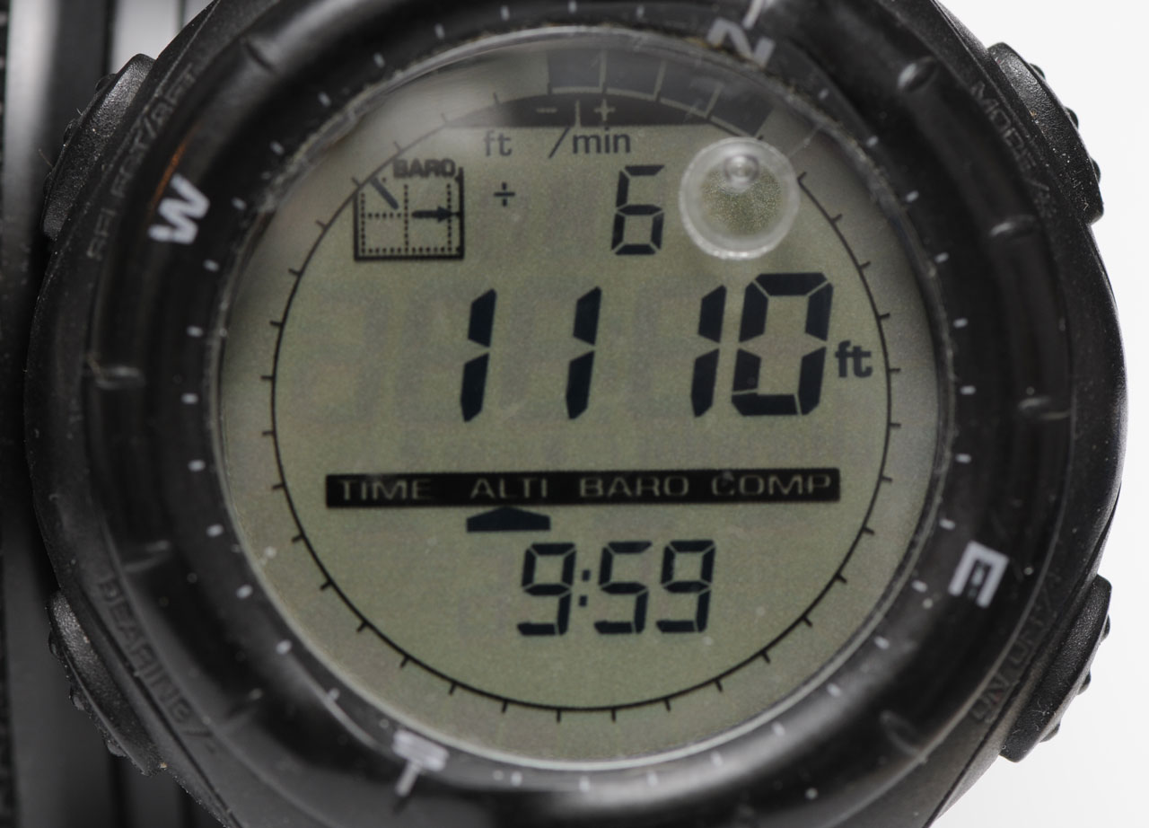 SUUNTO Vector Wrist-Top Computer Watch on sale for $174.99