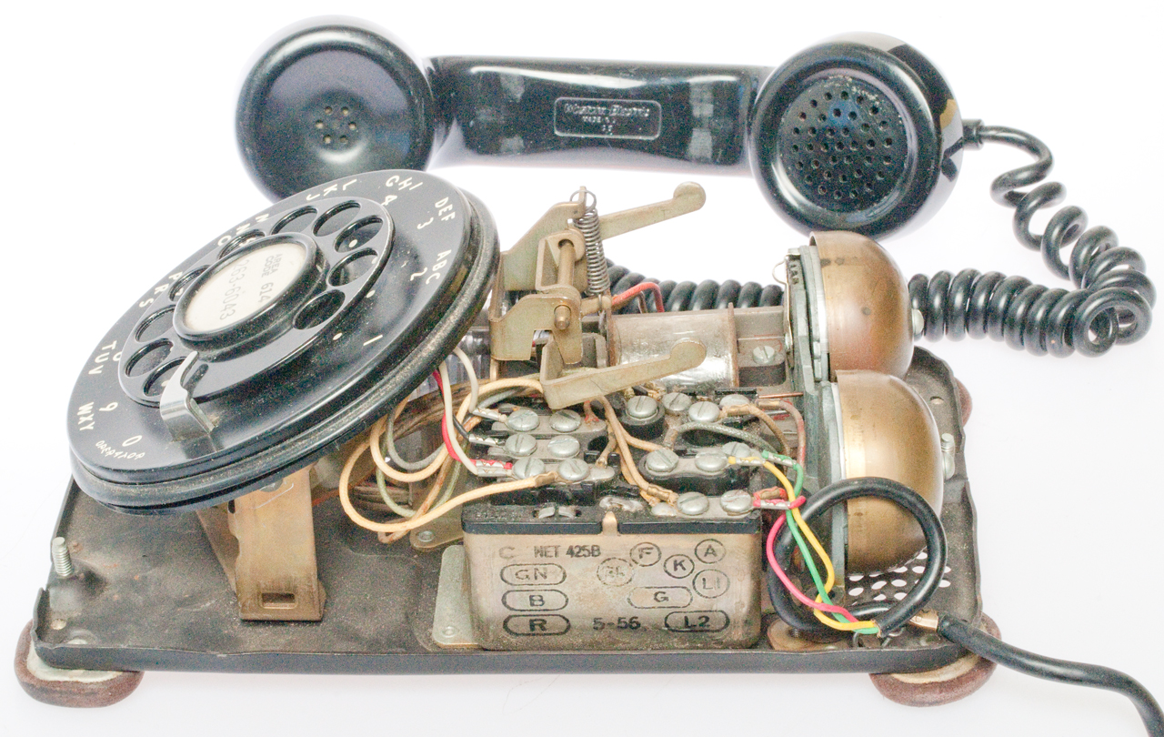 Western Electric 500 Dial Telephone
