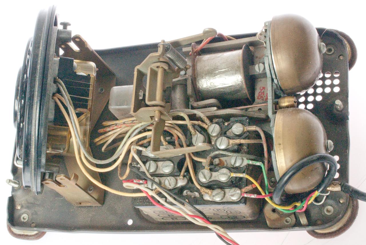 WE500-07b Western Electric Wiring on western electric transmitter, western electric telephone repair, western electric schematics, western electric transformer, western electric batteries,