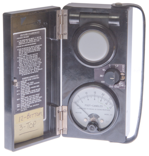 Weston 615 Foot Candle Meter