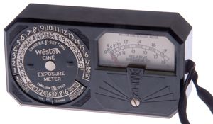 Weston 819 Cine Exposure Meter