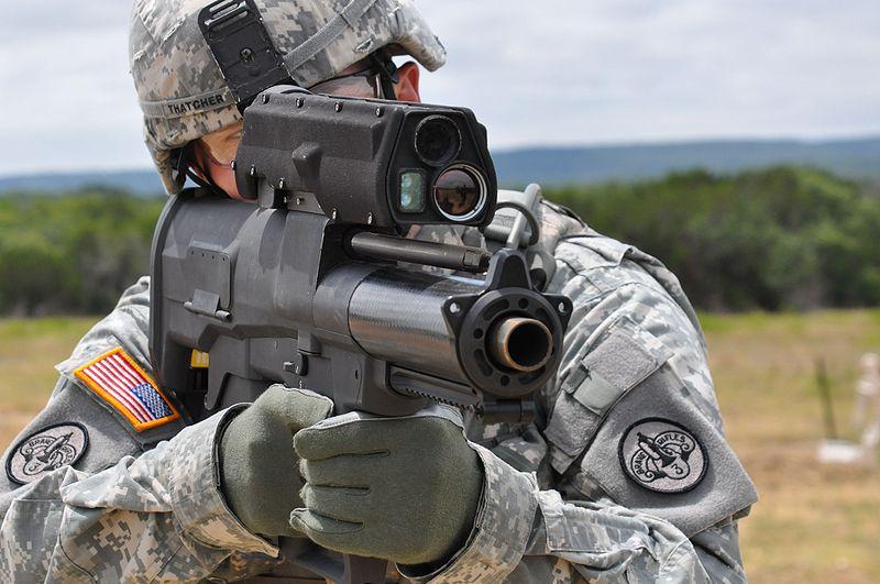 40 mm Grenade