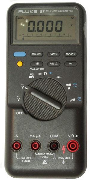 Digital Multimeters (DMM)
