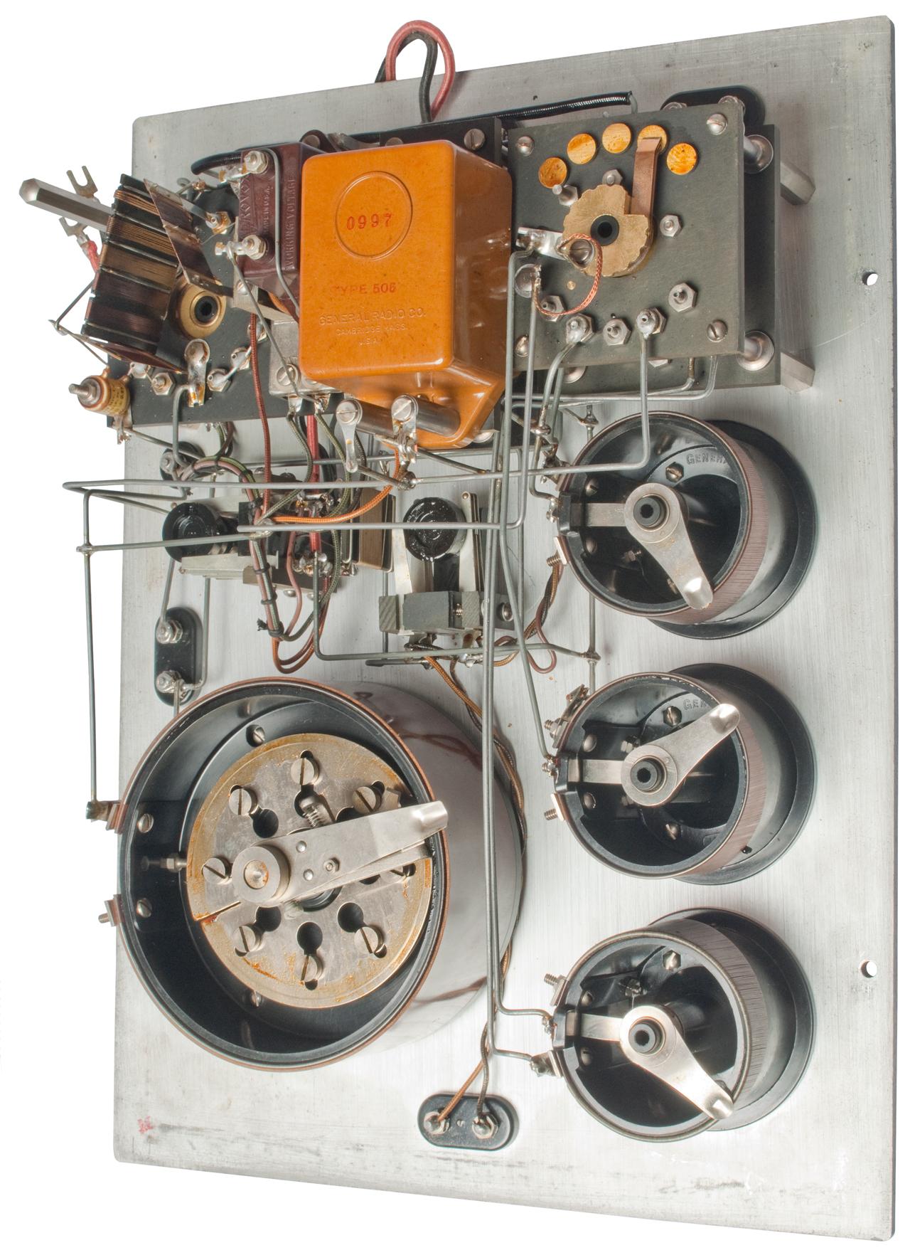 General Radio GR 650-A Impedance Bridge