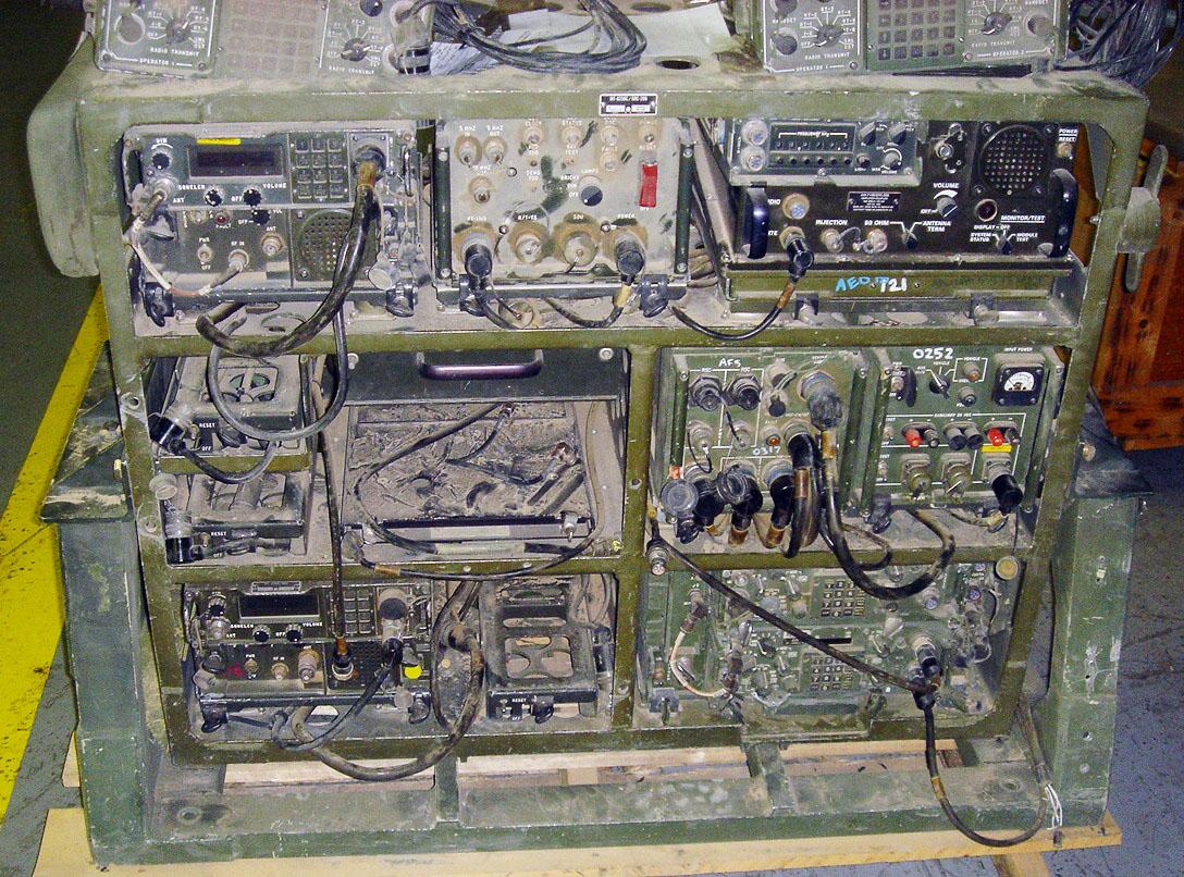Mt 6250b Grc 206 Program Pacer Speak System Rack