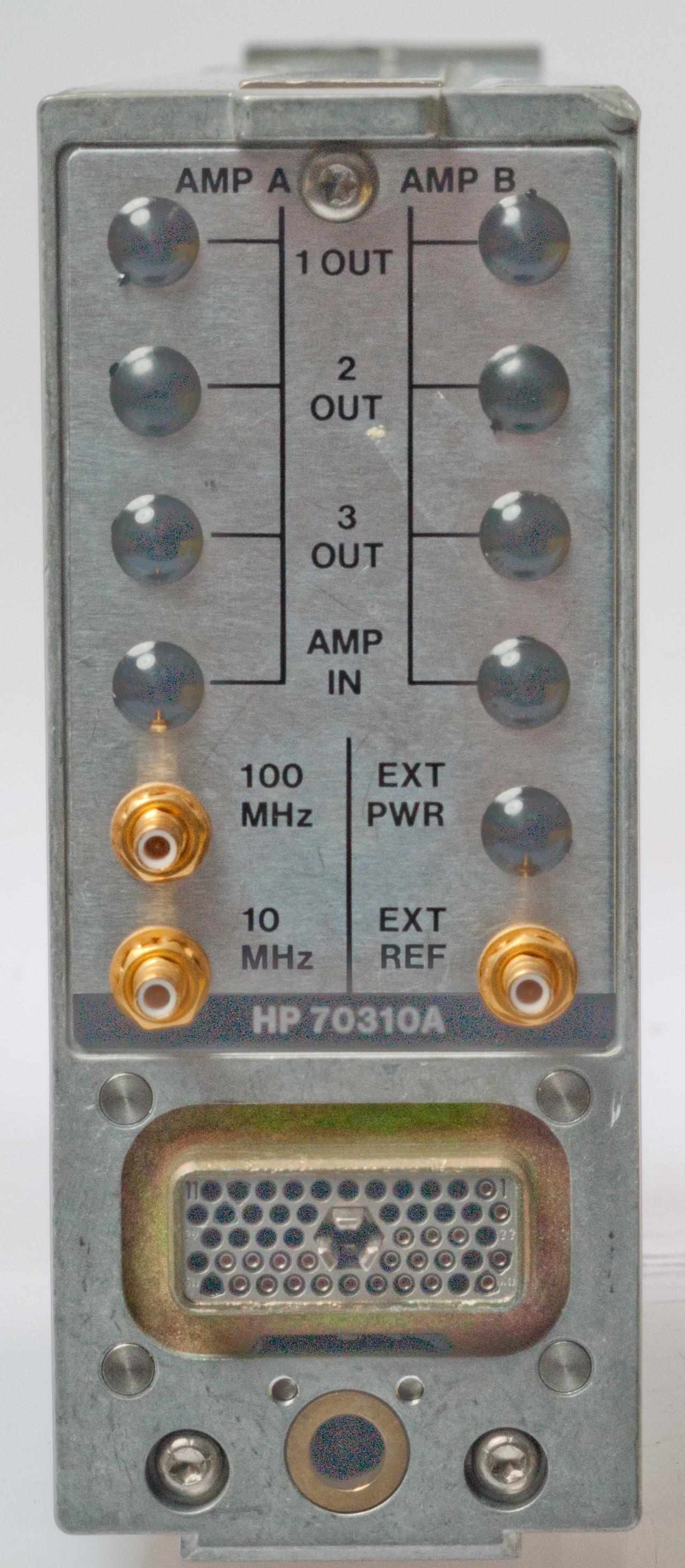 HP 71100C 2 9 GHz Spectrum Analyzer